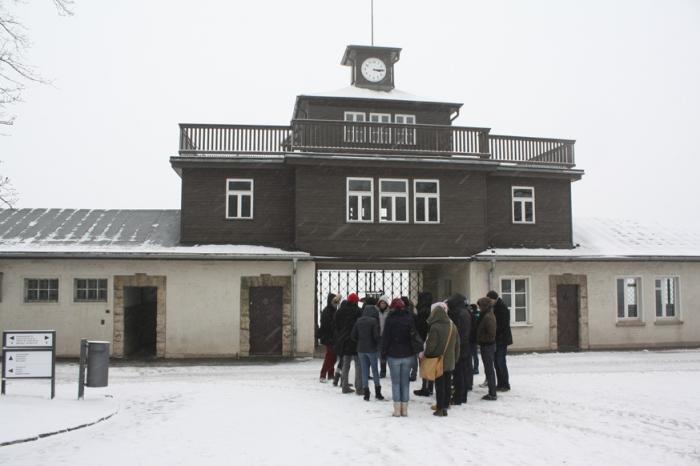 Buchenwald, Lagertor 1
