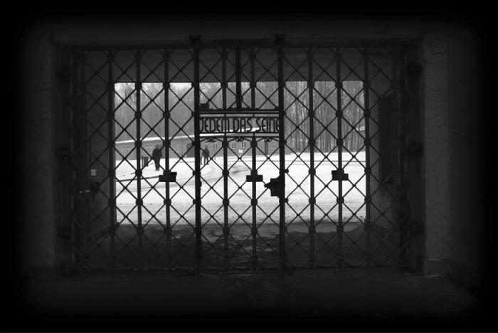 Buchenwald, Lagertor 2