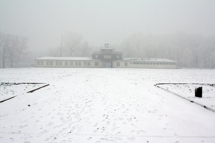 Buchenwald, Lagertor 3