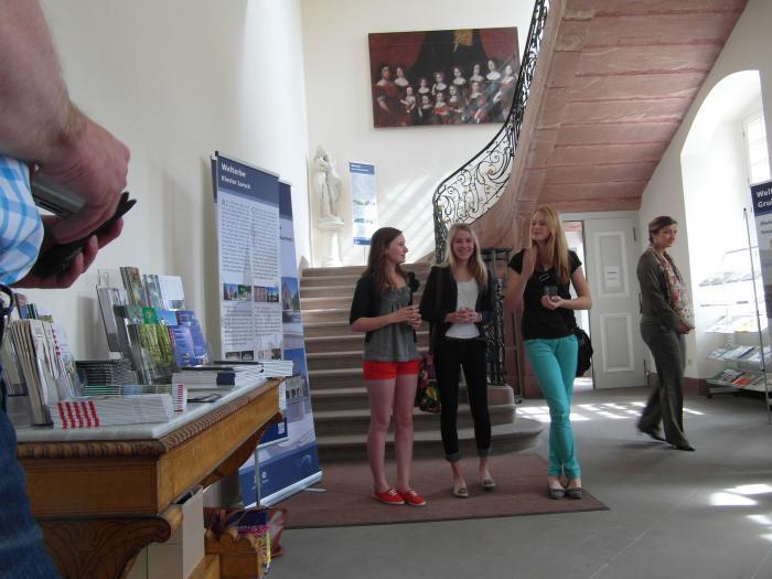Präsentation Kloster Lorsch