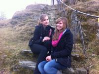 Larissa und Ronja
