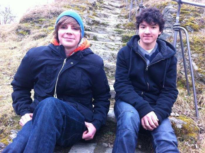 Max und Luca