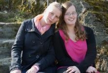 Dorothee und Alexandra