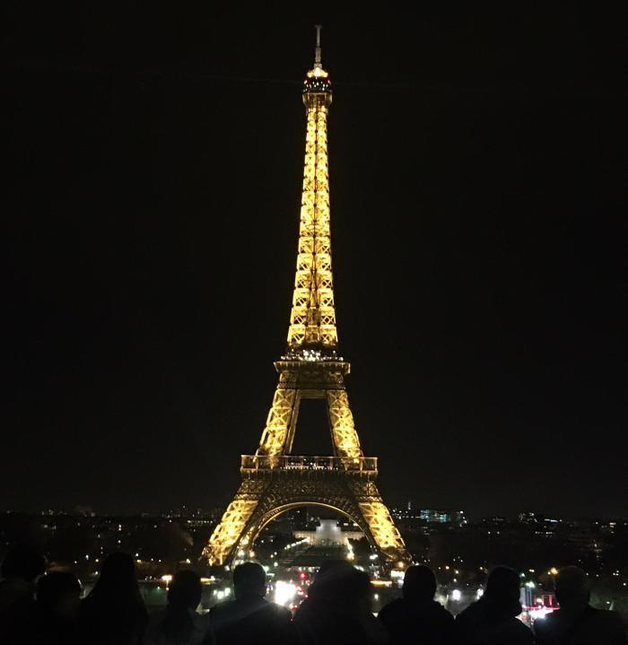 paris turm